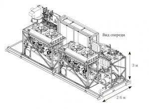 Complete CNG - Блок АГНКС